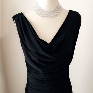 Dresses & Skirts - Excellent Condition Black Floor-length Dress